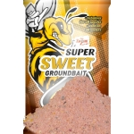 Nada Carp Zoom Super Sweet, 1kg Sweet Strawberry Capsuna