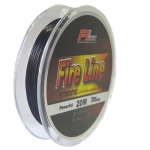 Fir Textil Fl Teflonat Fire Line Strong 20m 15.90kg 0.25mm Pentru legat ace