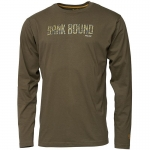 TRICOU BANK BOUND CAMO LONG SLEEVE MAR.M
