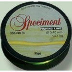 XX FIR SPECIMENT FLUO 025MM/5,90KG/100M