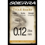 LEADER   TROUT 012MM/0,9KG/