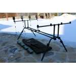 Rod Pod Full Echipat Smart Buy FL Otelit 4 Posturi + 4 Senzori + 4 Swingeri